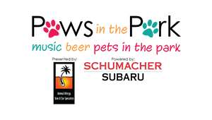 Paws in the Park 2014