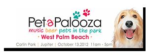 Pet-a-Palooza 2012